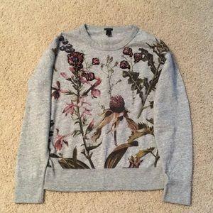 Super Cute J Crew Sweatshirt